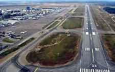 View of Helsinki Vantaa Airport