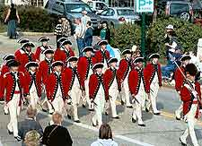 Photo of Estes Park marching parade