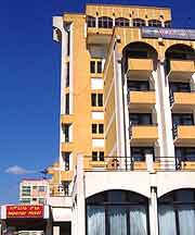 Picture of the Imperial Hotel in Addis Ababa