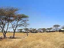 Awash National Park view