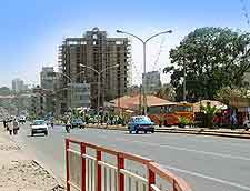 Picture of Churchill Avenue in Addis Ababa
