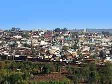 Distant photo of Harar