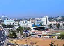 Addis Ababa skyline picture