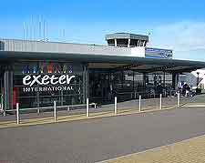 Image of Exeter International Airport (EXT)