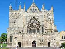 Exeter Catherdral photo