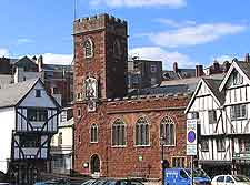 Exeter city centre image