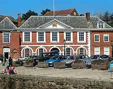 Customs House in Exeter photograph