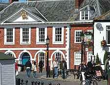 Image of the Custom House