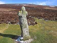 Dartmoor National Park Bennett's Cross photo