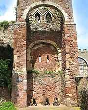 Rougemont Castle photograph