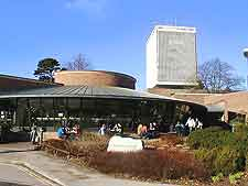 University photo of the Peter Chalk Centre at the Streatham campus