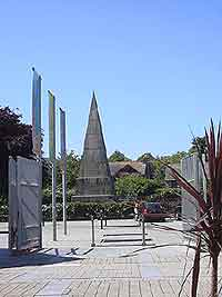 Picture of Falmouth's Events Square