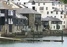A view of Falmouth harbour