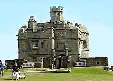 Photo of historic Pendennis Castle