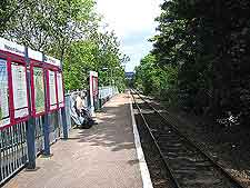 Photo of local railway