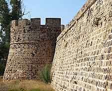 Photo of the historic Venetian Walls