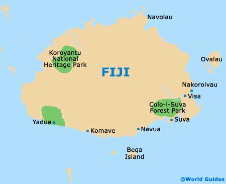 Map of suva nausori airport suv orientation and maps for suv fiji map gumiabroncs Gallery