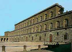 Picture of the Palazzo Pitti