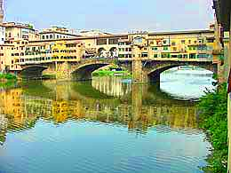 View of Ponte Vecchio (Old Bridge)