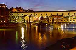 Florence Ponte Vecchio (Old Bridge)