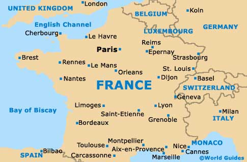 Paris maps and orientation paris ile de france france map of france gumiabroncs Choice Image