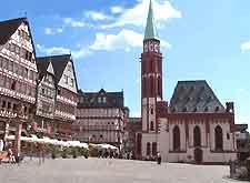 View of the Altstadt (Old Town)