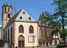 Image of the city's Liebfrauenkirche