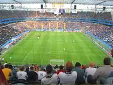 Picture of the Commerzbank Arena