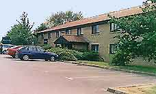 Photo of the Travelodge Hotel at nearby Beckington