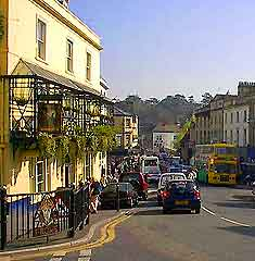 Frome Travel and Transport