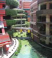 Picture of the Canal City
