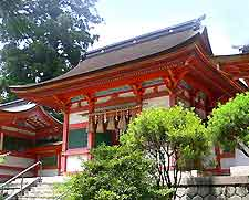 Picture of the Kashii Shrine