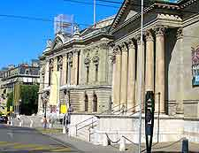 Picture of the Museum of Art and History (Musée d'Art et d'Histoire)