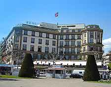 Picture of Geneva's Beau Rivage Hotel
