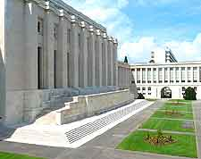 Photo of the Palace of Nations (Palais des Nations)