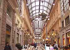 Picture of the Galleria