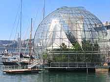 Photo of the Biosfera (biosphere)