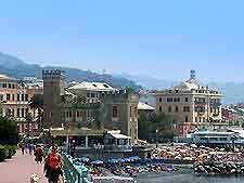 View of Pegli