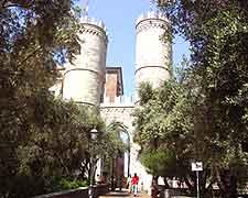 Photo of the Porta Soprana