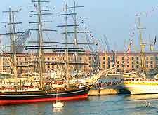 Photo of the Porto Antico district