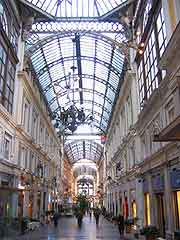 Further view of the Galleria