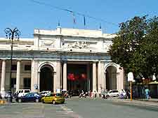 Picture of the Stazione Principe district