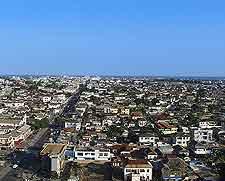 Accra skyline picture