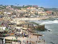 Further image of the Cape Coast