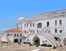 Cape Coast Castle photograph