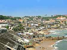 Further picture of the Cape Coast