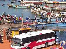 Photo of bus transport