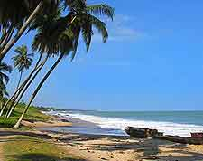 Further picture of Elmina coast