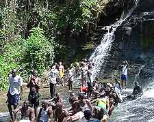 Kintampo Waterfalls photo