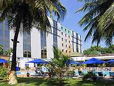 Photo of Novotel Hotel in central Accra